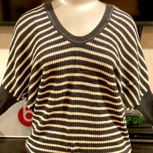 Express scoop neck sweater XS